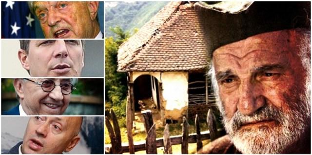 Genocid srpskog sela - posledica gluposti ili planirani rezultat?