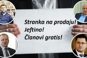 """""""Kupujem-prodajem stranku"""" – Unosan biznis u Srbiji"""
