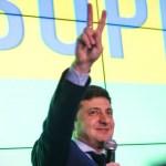 Komičaru najviše glasova na izborima u Ukrajini, ide u drugi krug sa Porošenkom