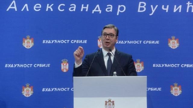 Vučić: Protestanti ispred Predsedništva su hteli da me ubiju! Neće biti ukidanja Republike Srpske
