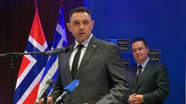 """Vulin: Severna Makedinija i Crna Gora napadaju Srbiju a ne """"veliku Albaniju"""" koja im uzima teritorije"""