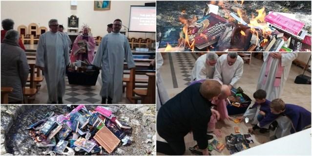 Katolički sveštenici u Poljskoj spalili Harija Potera