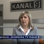 OEBS zabrinut za zdravlje Maje Pavlović, vlasnice Kanala 9