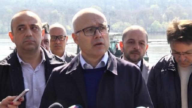 """Najava """"Novog Sada na vodi"""", početak radova 2020."""