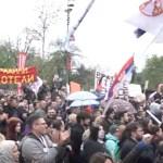 Danas se nastavljaju protesti u Beogradu