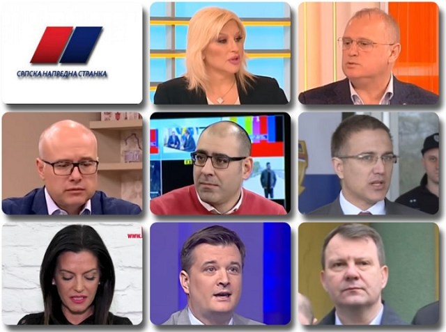 Počelo kadrovsko pozicioniranje pred stranačke izbore: Naprednjaci ponovo predlažu Vučića za predsednika SNS