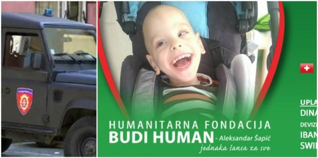 I Žandarmerija pomaže – Budi human, pomozimo malom Vasiliju