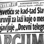 Vučić osudio Miloševićev režim ocenom o ubistvu Ćuruvije: Nisam učestvovao u zločinima i ništa nisam znao