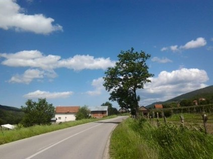 Vožnja kroz Gotovušu