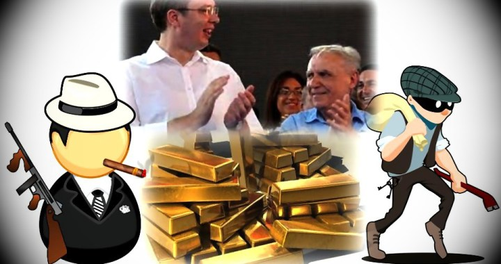 Pljačka veka u RTB Bor: Kakva je veza Blagoja Spaskovskog i nestalih 900 kilograma zlata?