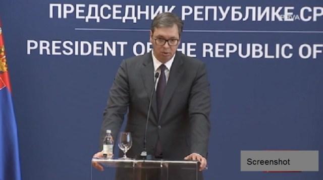 Vučić: Znamo za akcije ROSU, imamo jake mere kao odgovor