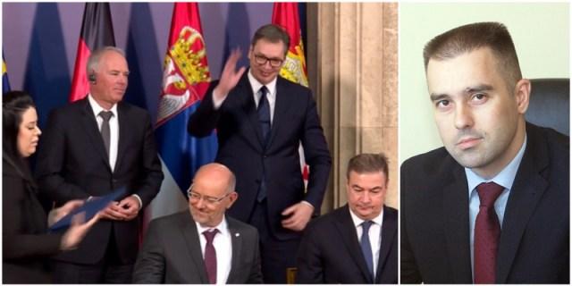"""Živkov: Koliko je kokoška ptica, toliko je i Vučićev remont delova motora """"high tech"""""""