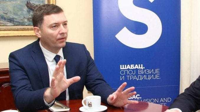 SNS traži i proterivanje Zelenovića