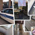 FOTO: INCIDENT U ZADRU: Porazbijali restoran, urinirali, gađali konobare čašama i vrijeđali ih na nacionalnoj osnovi!