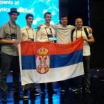 Pet medalja za mlade fizičare na Međunarodnoj olimpijadi u Tel Avivu