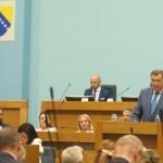 Dodik: BiH je dejtonska tvorevina ili je neće biti