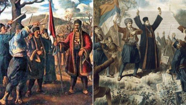 Karađorđevići i Obrenovići-NARODNE dinastije
