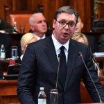 Vučić: Skinuo sam oznaku tajnosti sa dokumenta u skladu sa zakonom, nisu tačni Šešeljevi navodi da sam prisluškivao Tadića