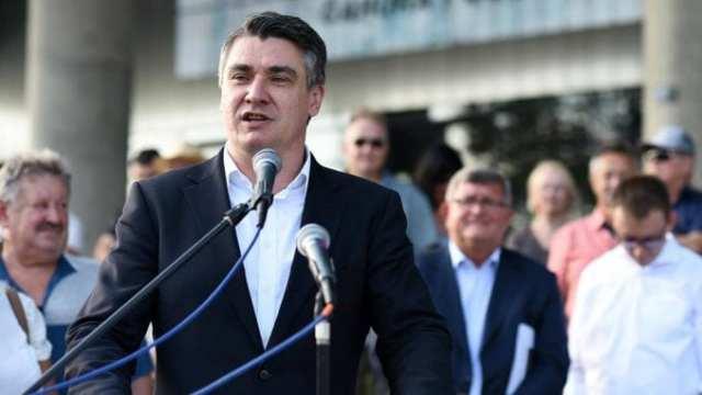 """Milanović o """"Oluji"""": Centar pobune je bio Beograd, a ne Knin"""