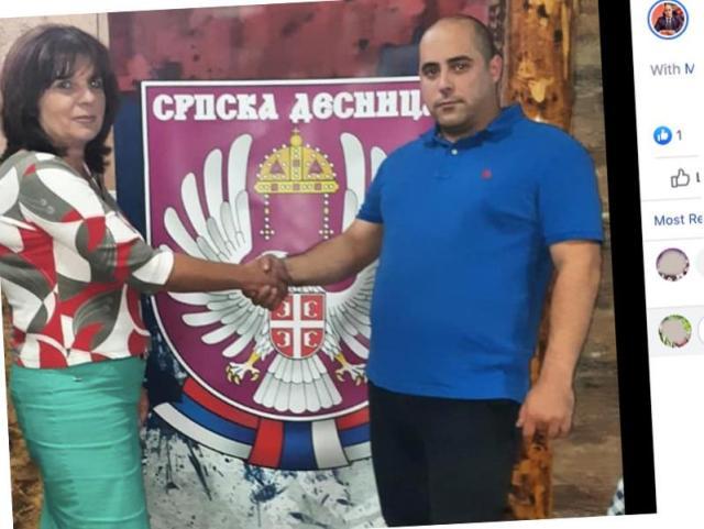 Vacićeva Srpska desnica postala deo vlasti u Niškoj Banji