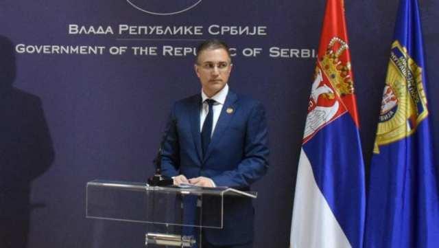 Stefanović negirao da je firma koja izvozi naoružanje u vlasništvu njegovog oca