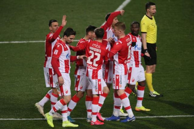 BRAVO: Fudbaleri Zvezde prikupili novac za brze testove