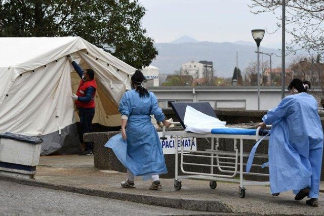 Vlada Crne Gore tražila maske, rukavice, respiratore i drugu opremu od NATO-a