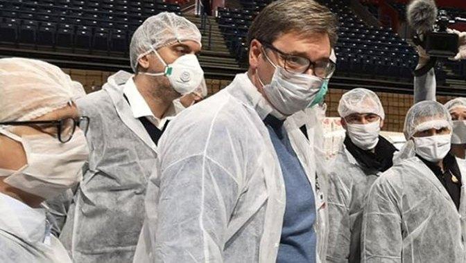 Vučić: Očekujemo dramatični skok zaraženih