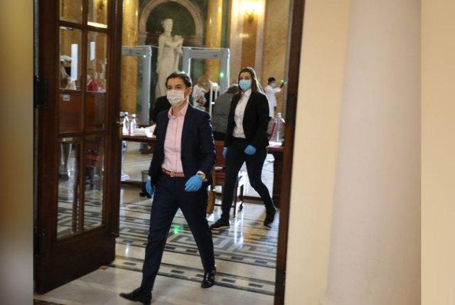 Ana Brnabić: tajkunski mediji samo kritikuju!