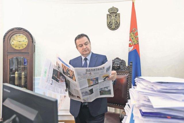 Srbija poštovana i na istoku i zapadu