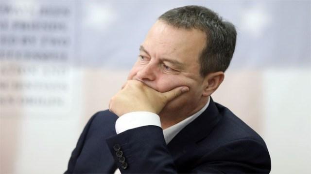 Dačić: Nema dana da se ne vidim ili ne čujem s Vučićem