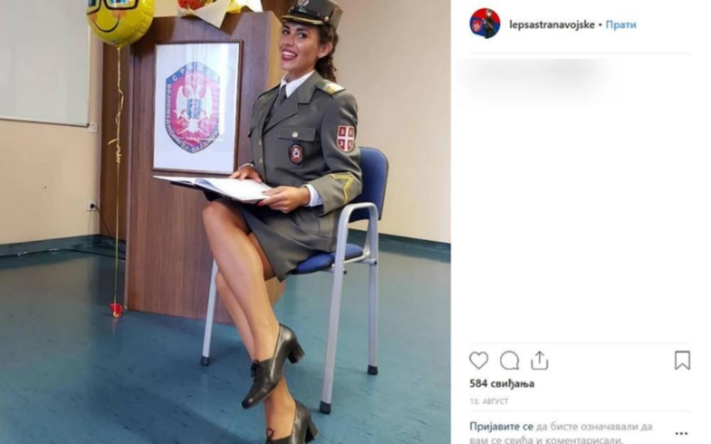 Vojska Srbije prepuna lepotica, ne zna se koja je lepša (FOTO)