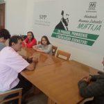 Delegaciju Vladine komisije za nestale bebe primili u SPP-u