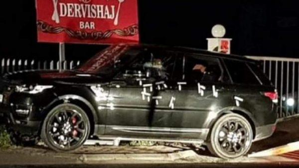 Range Rover Me Plumba Ne Elbasan
