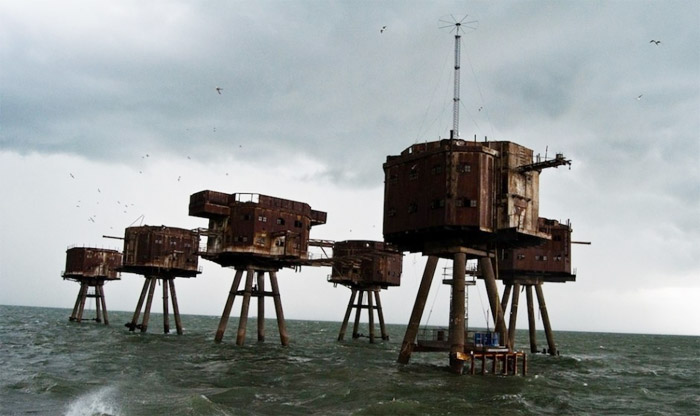 15 - The-Maunsell-Sea-Forts
