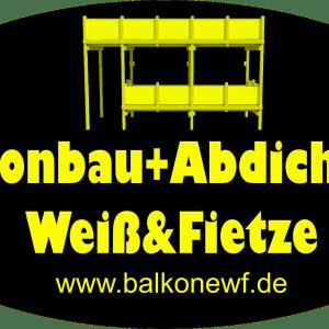 Balkonbau Abdichtung