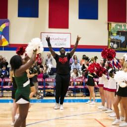 Coach Zion Williamson Supports The Children's Advocacy Center