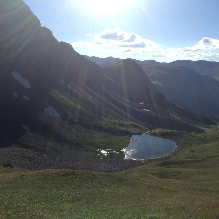Grouse Gulch, Handies Peak