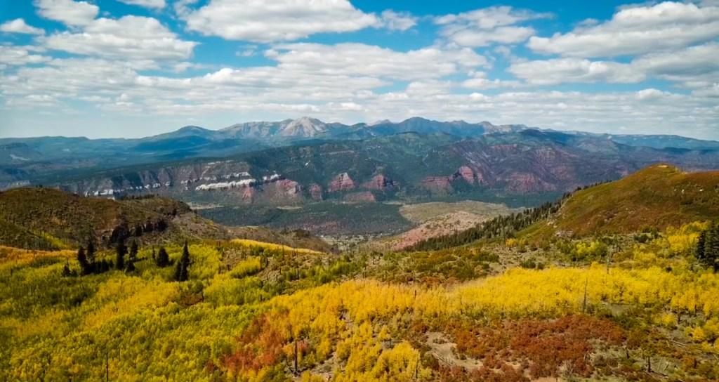 missionary ridge fall