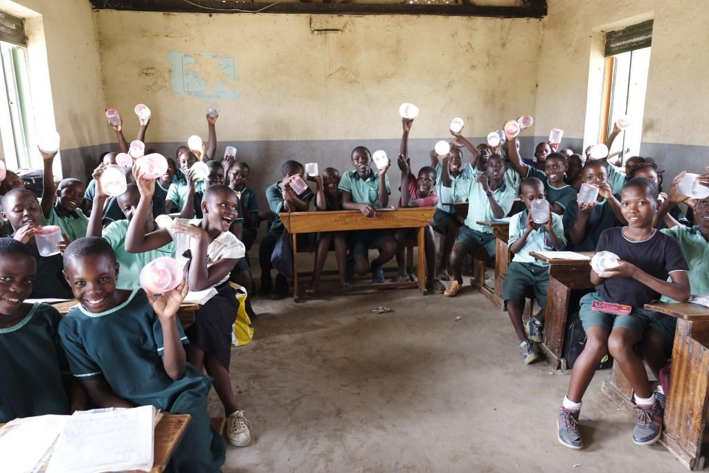 nichole baker uganda classroom