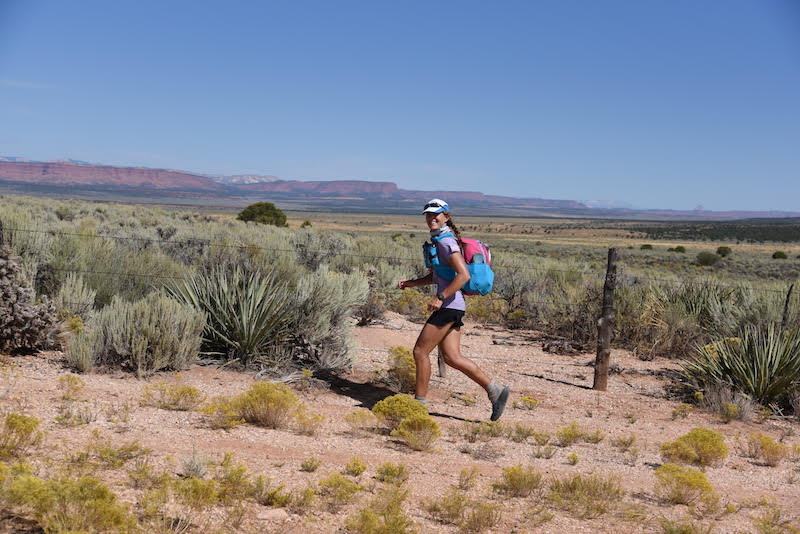 sarah lavender smith trail runner ultrarunner grand to grand ultra redefining athletic goals covid-19