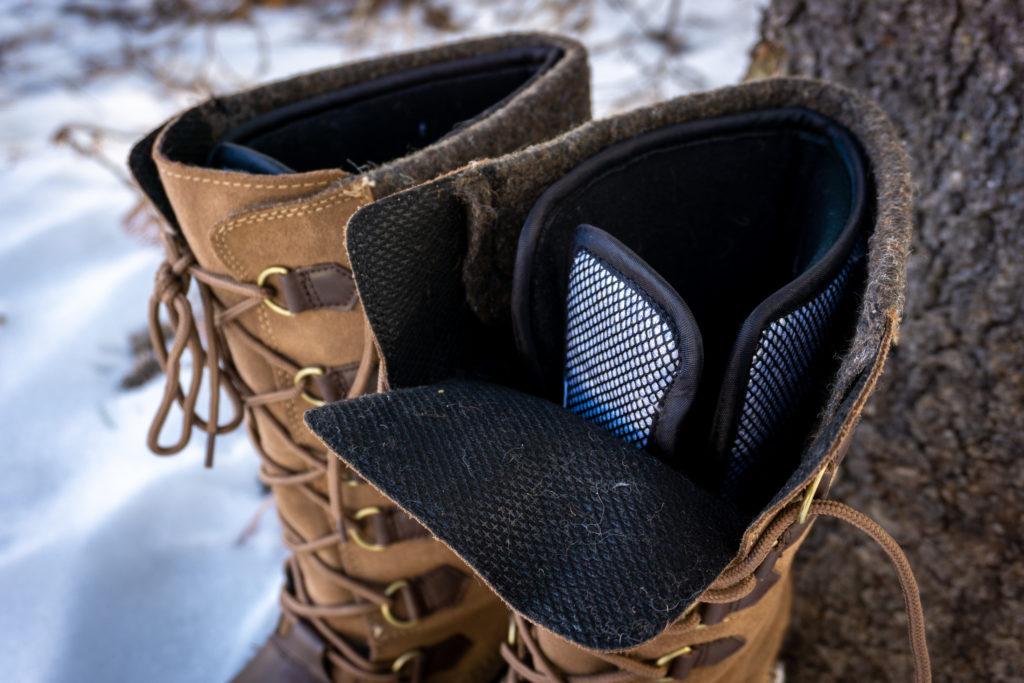 baffin marli liner women's boot