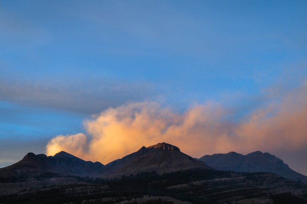 timelapse photography 2020 ice fire silverton colorado