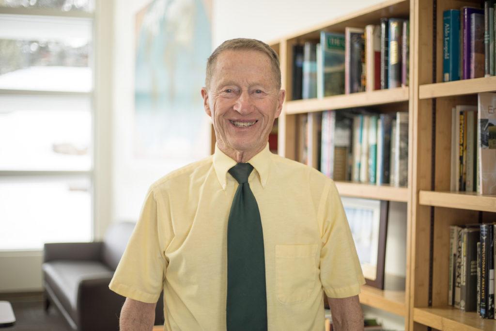 dr. duane vandenbusche professor western colorado university