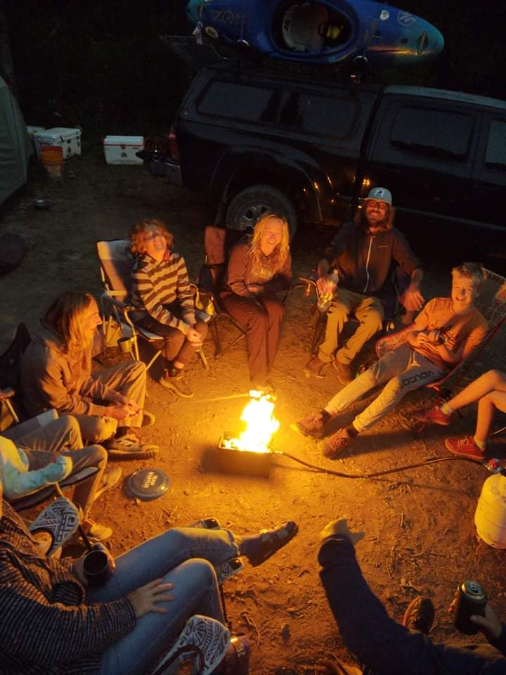 campfire lavabox friends and family