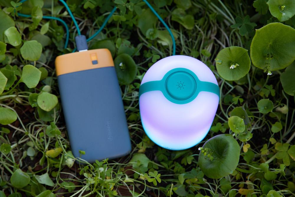 biolite alpenglow usb rechargeable