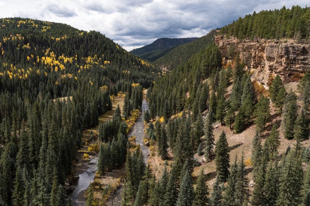 piedra river trail pagosa springs colorado