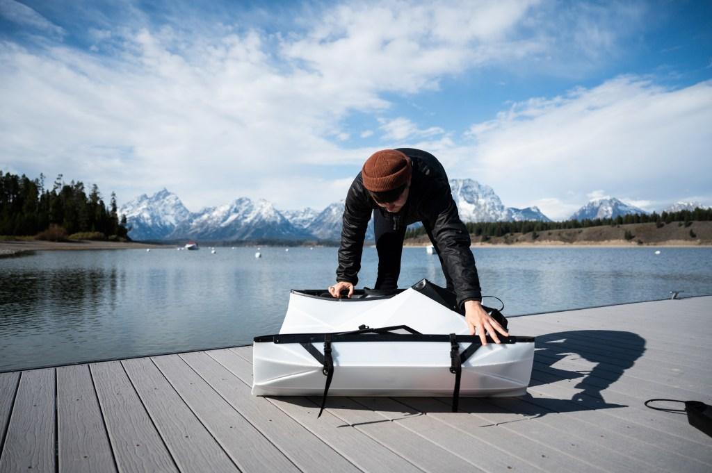 oru kayak foldable design