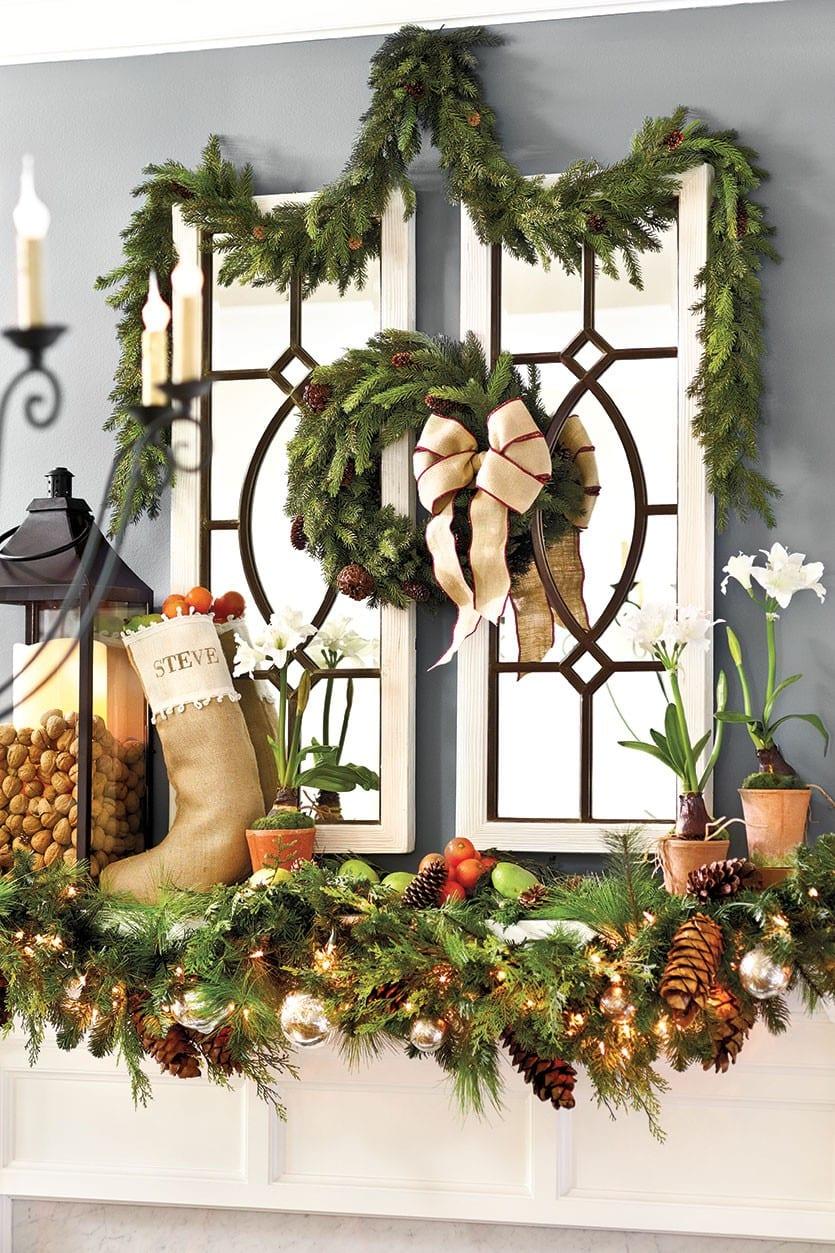 Holiday Dining Room Decorating Ideas
