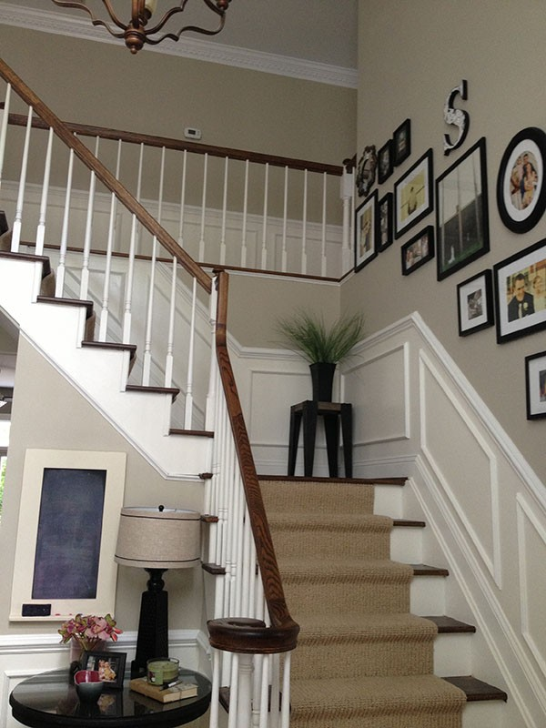 Choosing Artwork For A Hallway How To Decorate